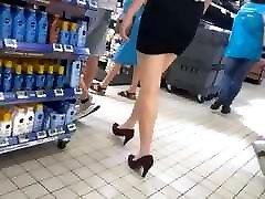 So sexy legs and heels