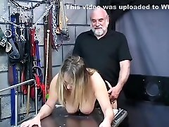 Fabulous homemade Doggy Style, BBW sex video