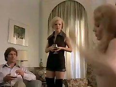 Horny amateur Vintage porn movie