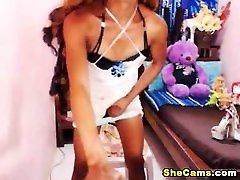 Redhead Shemale Webcam Tube
