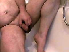 cum in bath-oldervid