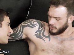 Men.com - Cliff Jensen Vadim Black - Polyamor Ass Part 1