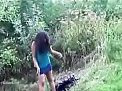 indian amatuer bbw kikis public flashing and outdoor