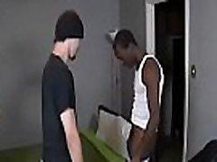 Black Muscular Gay Man Fuck With Teen White Boy 01