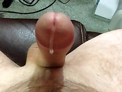 edging again - very little hand use, cumming for over a minute!