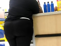 Phat Booty BBW Showing Off Part 3