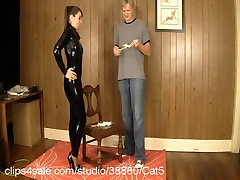 Shiny and Sexy Latex at Clips4sale.com