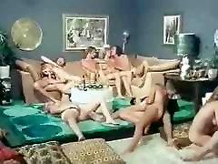 Vintage Porn - Wedding Orgy 70s