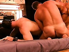 Giving a hot, young stud hi first ball busting experience.