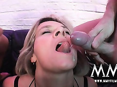 Mature slut fucked hard at the bus stop