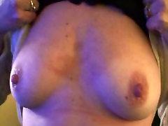 nipples getting hard