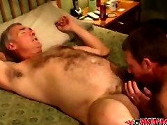 Naughty dirty biker getting ass slammed by kinky blue collar