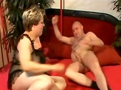 Plump BBW German Madam