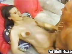 Pregnant Latina Pussy Getting Pounded
