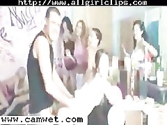 College Party Orgy lesbian girl on girl lesbians