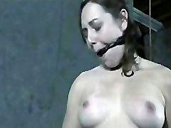 Lesbian BDSM Punishments Slave Elise Graves as a Mistress