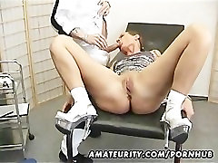 Mature amateur wife homemade anal fuck with creampie cumshot