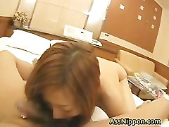 Chihiro Hara Lovely Asian babe gets hard part5