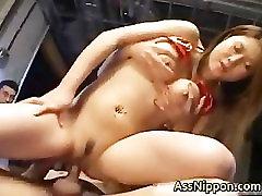 FFM Threesome Sex Asian Porn Clip part2