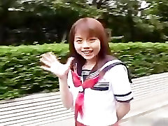 Tiny asian schoolgirl sucking dick part5