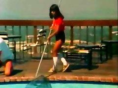 Retro studEric.Edwards Pool Service 1980