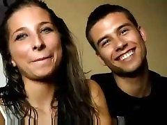 18 Years Old Spanish Couple fuck