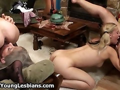 Fat mature wife gets her hairy pussy part6