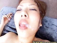 Aya Matsuki sexy real asian doll in work part1