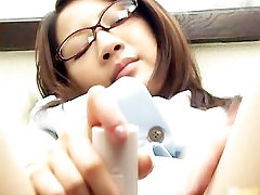 رينا Himekawa الآسيوية دمية سمراء part5