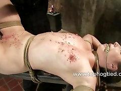 Sexy Sister Dee is a bonafied pain slut