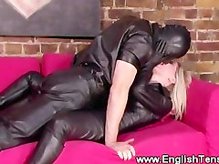 Mistress is treating her submissive
