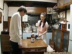 Matsuda Kumiko Mature real asian girl part2