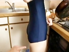 Teen Asian Babe gets Ass and Pussy part5