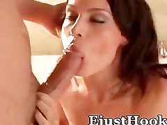 Big-titted McKenzie Lee gets her ass fucked