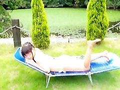 Japanese Gravure Model - Naenan Z - Almost Nude