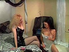 Busty Bondage Lesbians - Scene 2