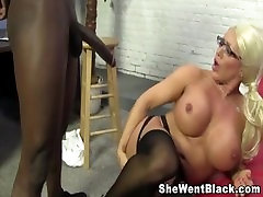 MILF Alexis Diamonds Anal Fucked and Facialed