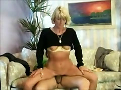 German Mature Pussy Fucked