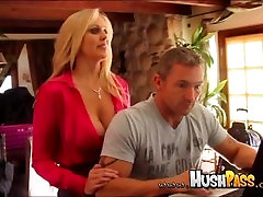 Julia Ann Cuckolds her husband over Skype with a Big Black Cock!
