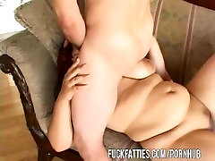Huge Tits And Ass Redhed Gets Fucked