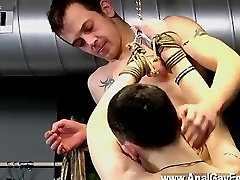 Gay fuck Dan Spanks And Feeds
