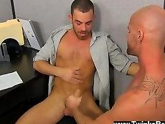 Gay fuck Muscle Top Mitch Vaughn Slams Parker