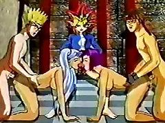 dbz sailormoon hentai