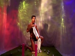 Croquet Many erotic video, naked guys - candymantv.com