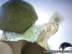 Hidden Camera In Panties Voyeur