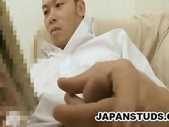 Takehiro Machida: Lonely Japan Dude Playing With His Cock And Ass