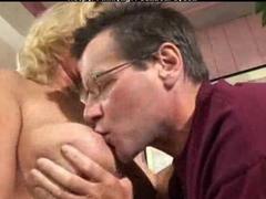Sexy Granny Curvy Blonde Rheina Shine mature mature porn granny old cumshots cumshot