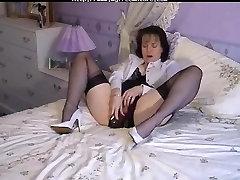 Nylon Granny In Ffstockings mature mature porn granny old cumshots cumshot