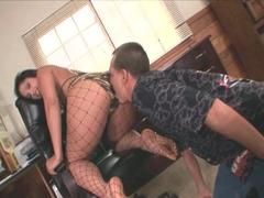 Niki facesitting and foot fetish part 2