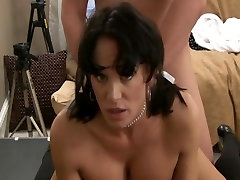 Amateur milf blowjob and anal